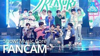 [예능연구소 4K] 트레저 직캠 'MY TREASURE' (TREASURE FanCam) @Show!MusicCore MBC210206방송