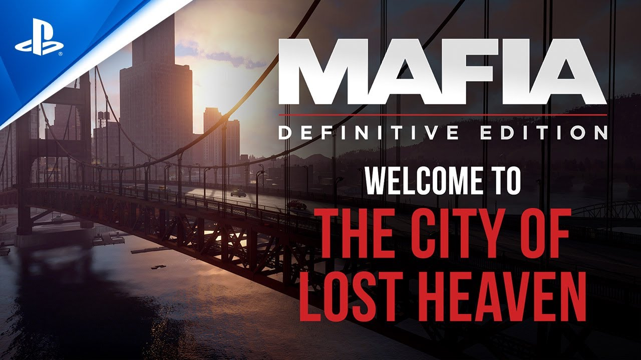 Mafia: Definitive Edition - Welcome to the City of Lost Heaven | PS4