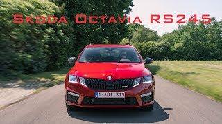 2017 Skoda Octavia RS245 Review