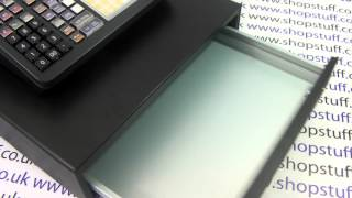 Casio SE-C3500 Cash Register & Cash Drawer Insert