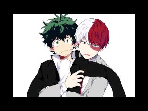 TodoDeku ~ Kiss from a Rose
