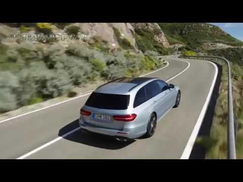 2017 Mercedes Benz E Class E400 4Matic Wagon Exterior Interior Design Drive HD 2 YouTube