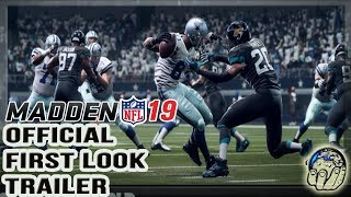 Madden NFL 19 Official Reveal Trailer, What To Expect With Madden 19 Gameplay
