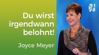 Irgendwann ist Zahltag – Joyce Meyer – Mit Jesus den Alltag meistern