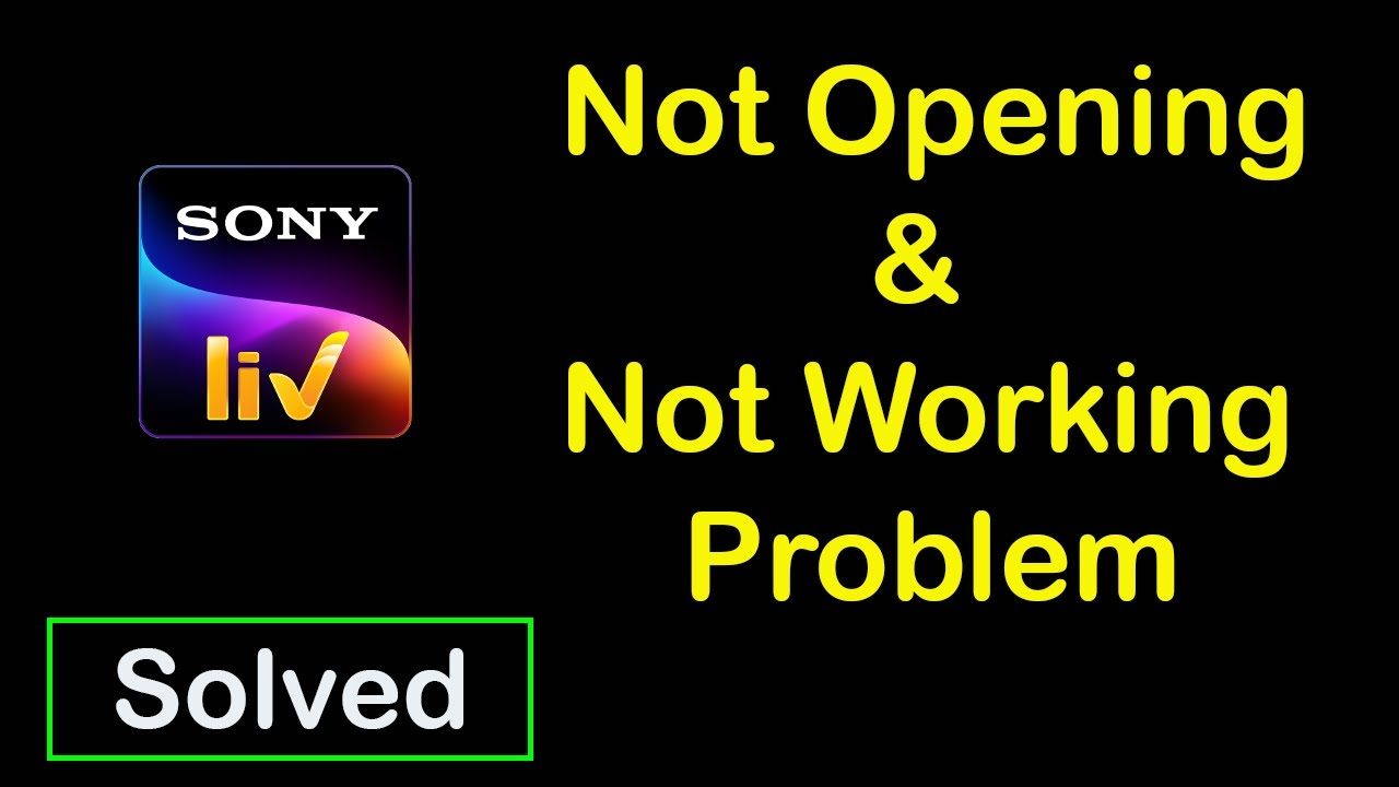 maxresdefault - Sony Liv Not Working With Vpn