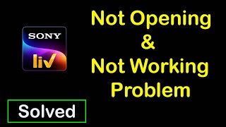How to Fix SonyLiv App Not Working | Sony Liv Not Opening Problem in Android Phone screenshot 4