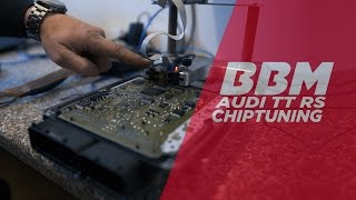 Björn und der 5 Zylinder... | Audi TT RS Softwareoptimierung by BBM