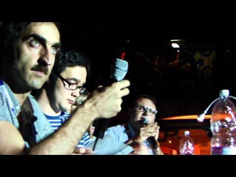 THE BLENNIES - Votazione giuria finale live @ Stazione Birra (Finale Emergenza festival Roma 2012)