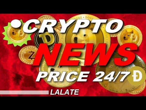 CRYPTO LIVE NEWS CRYPTO CRASH LIVE STREAM NOW   DOGECOIN LIVE STREAM 🚀CRYPTO CHART LIVE STOCK PRICE