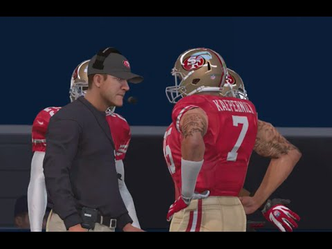 Madden 15 Gameplay (Xbox One): 49ers vs Cowboys