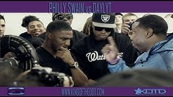 KOTD - Rap Battle - Philly Swain vs Daylyt