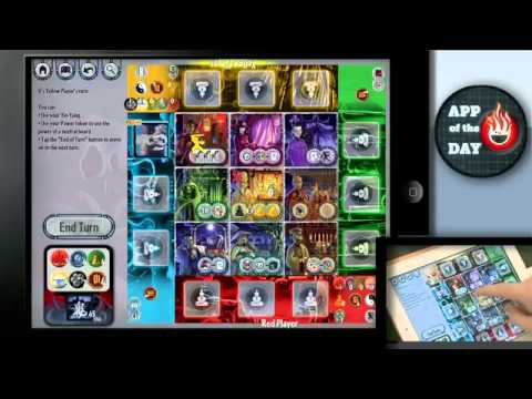 App of the Day: Ghost Stories The Boardgame - YouTube
