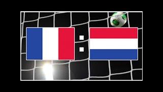 DFB-Team: Niederlande gegen Deutschland in der Nations League