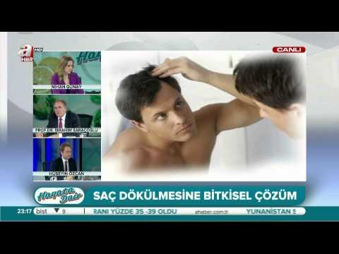 Saç Dökülmesi İçin Kür Prof İbrahim Adnan Saraçoğlu