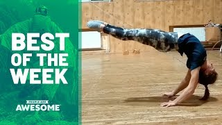 Balance Exercises, Skiing & Snowboarding | Best of the Week Video