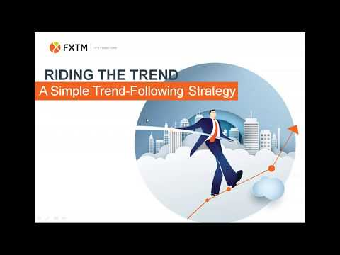 Riding the Trend: A Simple Trend Following Strategy Webinar   16.08.2018