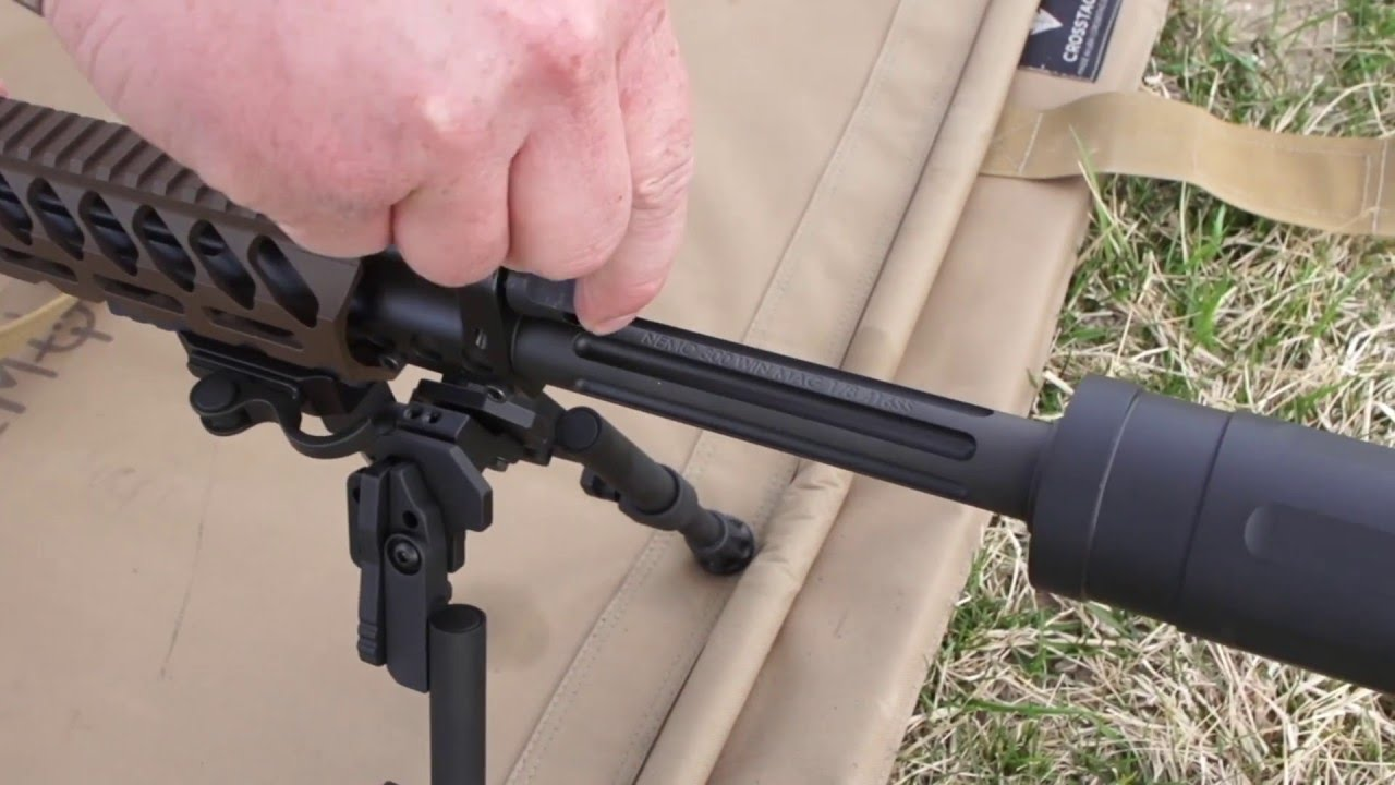 NEMO OMEN  300 Win Mag: Gas Settings - Suppressed and Unsuppressed