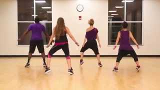 "SOCA Zumba Choreography - ""Terrible"" Erphaan Alves and Machel Montano"