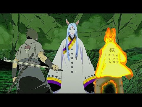 Naruto Shippuden (2019) 4th Great Ninja War Full Movie Game