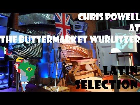 Chris Powell - Latin Selection