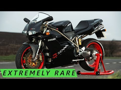 7 Motorcycles You Will Never See in the Wild