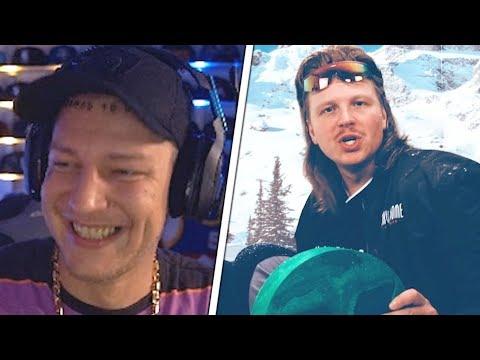 MontanaBlack reagiert auf Finch Asozial😂 MontanaBlack Reaktion
