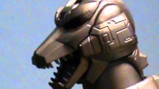 Godzilla vs Mechagodzilla ゴジラVSメカゴジラ