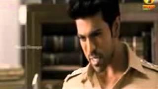 Ram Charan Thoofan Zanjeer) Dialogue Trailer Full HD 2013  Priyanka Chopra, Srihari - TrailerZ.in