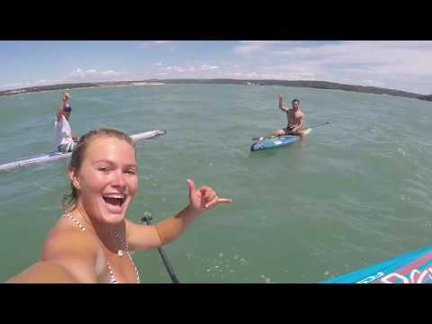 Wermer Paddles-Fiona Wylde SUP Travel series  Episode 5 -Croatia