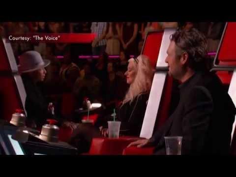 "FREDERICK VOICE: Treeva Gibson on ""The Voice"""