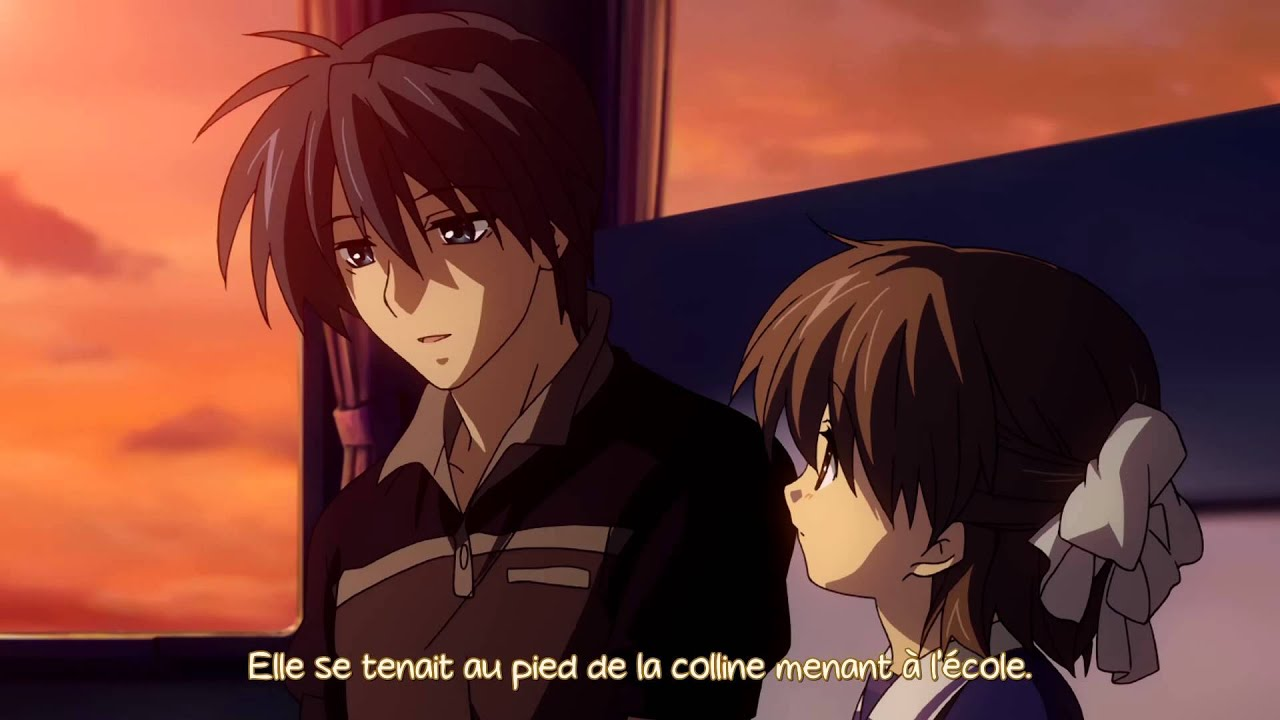 Spoil 1080p Clannad Ushio Tomoya Crying Scene Youtube