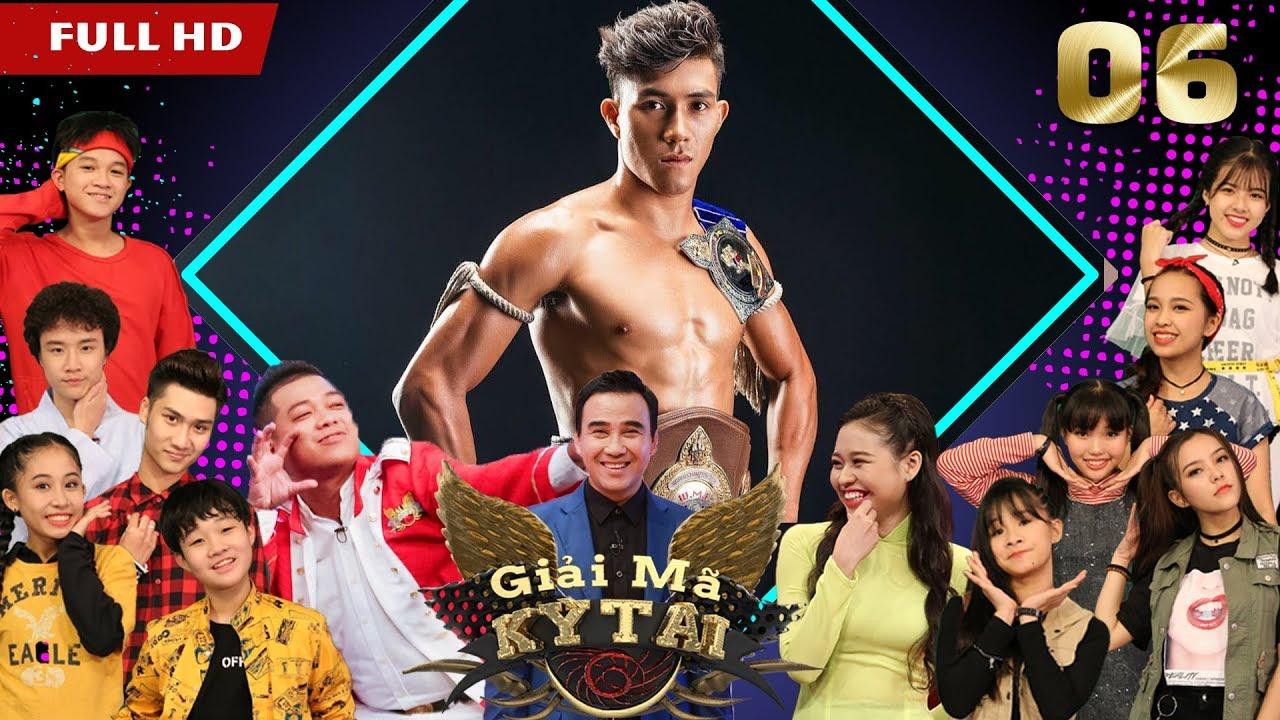 GIẢI MÃ KỲ TÀI | GMKT #6 FULL | Lê Lộc 'ngất xỉu' trước hotboy Muay Thái 7 lần vô địch thế giới