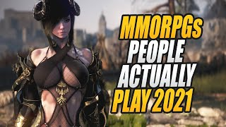 THE 10 MOST PLĄYED MMORPGS IN 2021 - The Best MMOs to Start RIGHT NOW in 2021!