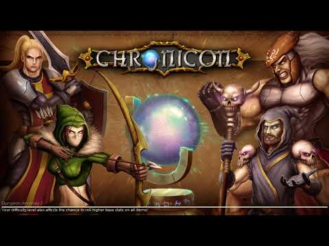 Chronicon   Fresh lvl100 Gameplay |