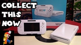 Collect This Now: White Wii U Basic Set | Nintendo Collecting