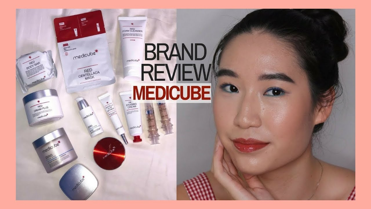 Full Medicube Review Is It Worth It Least To Most Recommended