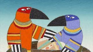 Как обманули змея   русские истории   истории для детей   Kids Stories   How the Serpent was Cheated