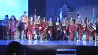 Dabke Mexico Lebanon Yabalna Shatti ya denyi Fayrouz Lebanese Independence 2010