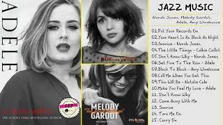Top 50 Soul Jazz Playlist of Spotify   Norah Jones, Melody Gardot, Adele