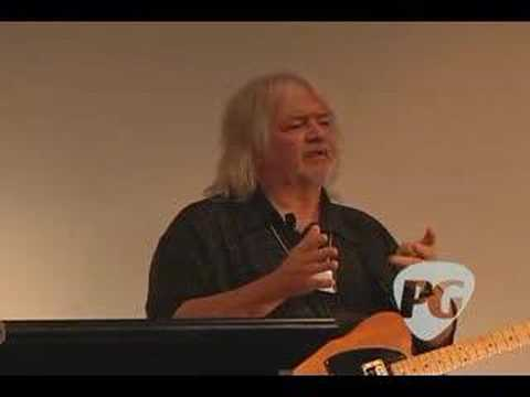 Seymour Duncan - Creating his first humbucker with Jeff Beck