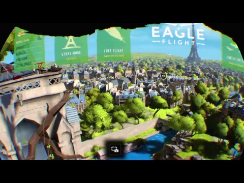 Eagle Flight  VR Live: Stream