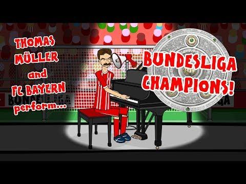 🏆bundesliga champions!🏆 (trailer bayern munich 17/18)