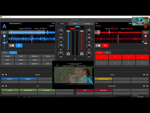 Program4Pc DJ - How To Use For Dj,Editing,Mixing Any Video Format Of Any Video