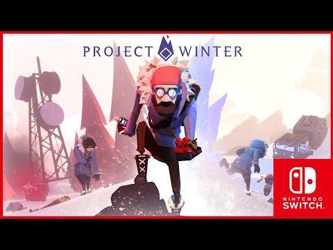 Project Winter выйдет на Playstation и Switch и получит кроссплатформенный мультиплеер