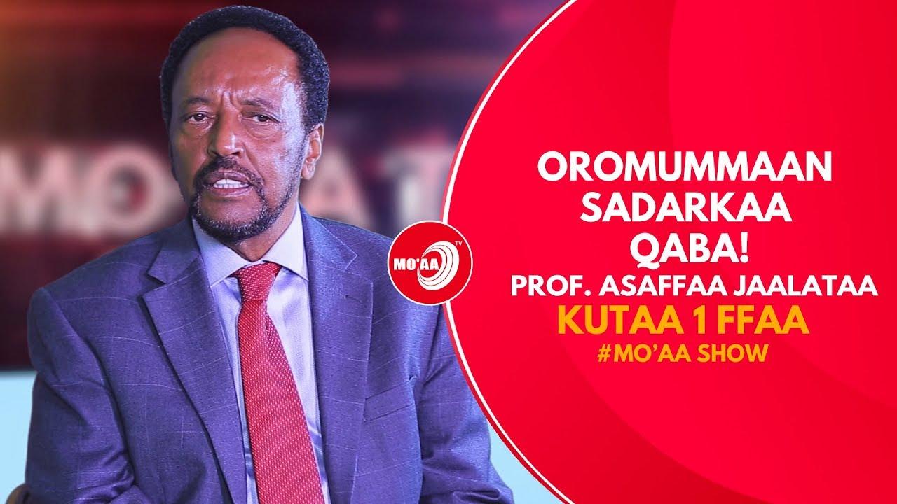 Download OROMUMMAAN SADARKAA QABA! PROF. ASAFFAA JAALATAA | KUTAA 1 FFAA | MO'AA TV