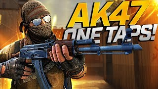 CS:GO - BEST AK47 One Taps 2018 (Fragmovie)