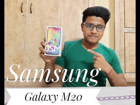 Samsung Galaxy M20 || Review | Technical Divyam