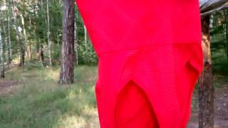видео утягивающие трусы с высокой талией
