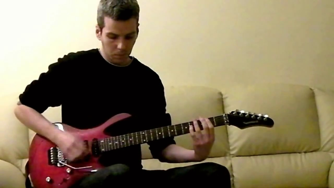 Full Tab Of My Mayones Contest Top70 Guitar Video