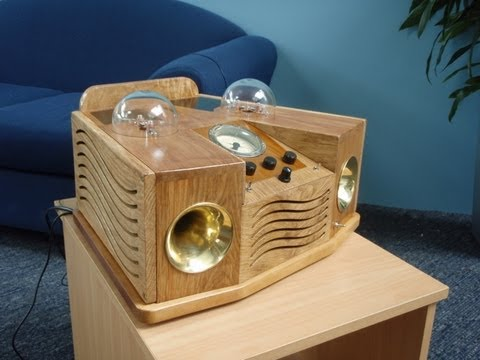 Plasma Audio Speaker
